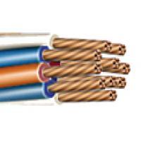 LS Tipo PVC + PVC con Blindaje y Dren 600 V / 75 °C
