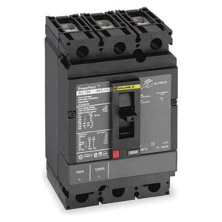 INTERRUPTOR TIPO CAJA MOLDEADA HDL36100 SQUARE D DE SCHNEIDER ELECTRIC