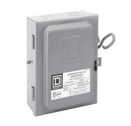 Interruptores de seguridad Línea Doméstica Clase 3130 L221