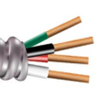 Cable MC con conductores THHN  600 V / 90 °C
