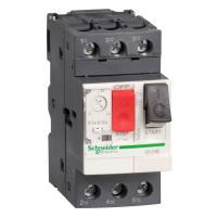Disyuntor magnetotérmico 2.5A - 4A GV2ME08